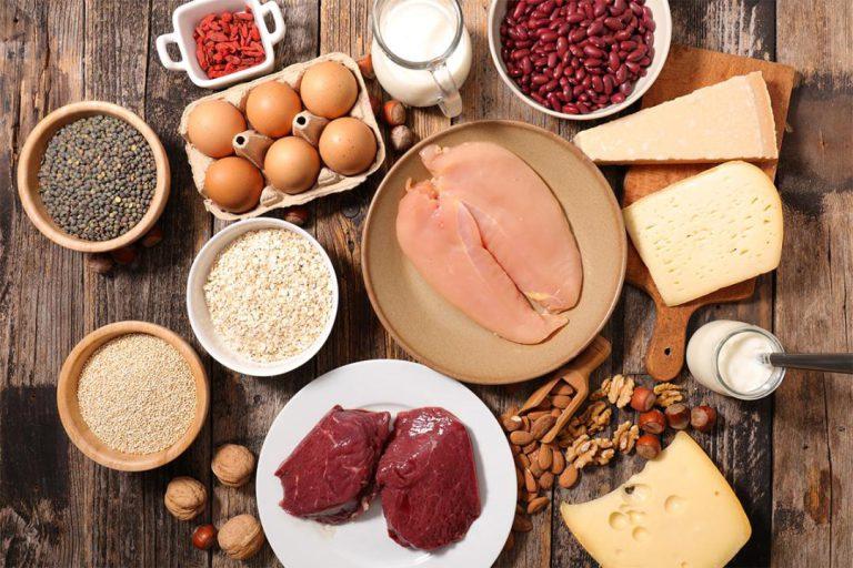 بعد از ورزش بدن به چه میزان پروتئین نیاز دارد ؟