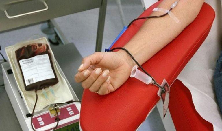 اهدای خون و پلی سیتمی