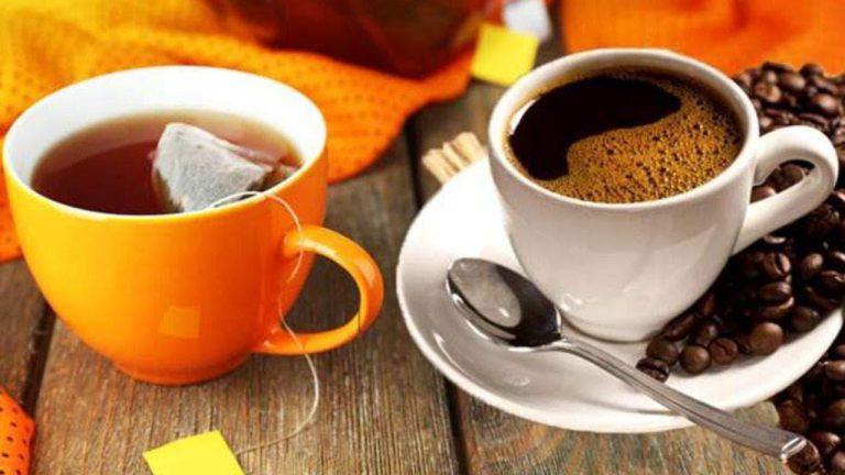 مصرف چای ، قهوه و چای سبز و کاکائو ممنوع !