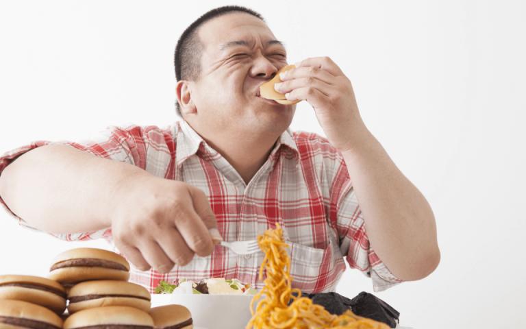 گرسنگی بیش از حد در پیش دیابت
