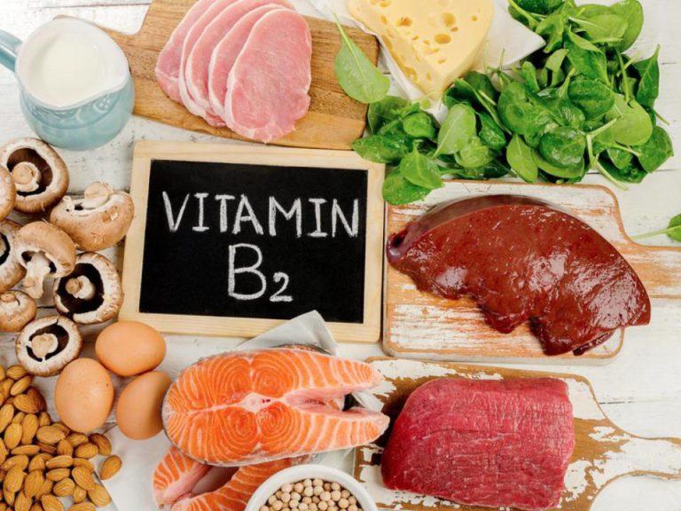کمبود ویتامین B2 ( ریبوفلاوین ) و ترک لب