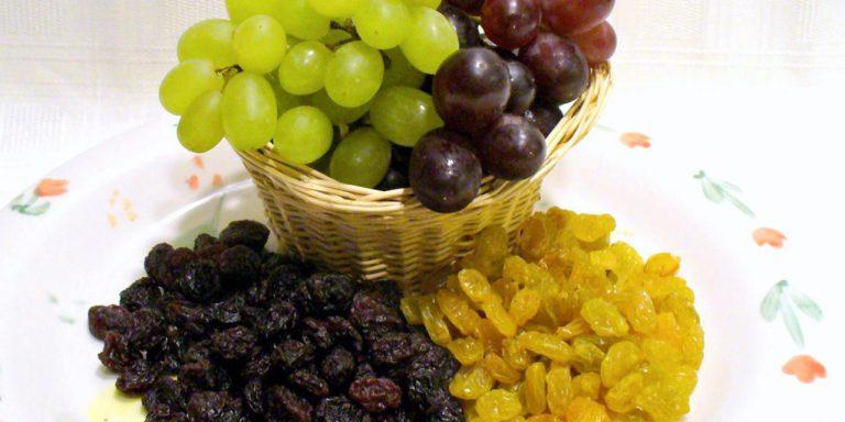 خوردن کشمش و دیابت مفید یا مضر ؟