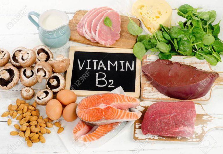 ویتامین B2 یا ریبوفلاوین ( Riboflavin ) معرفی کامل انواع ویتامین ها و مواد معدنی