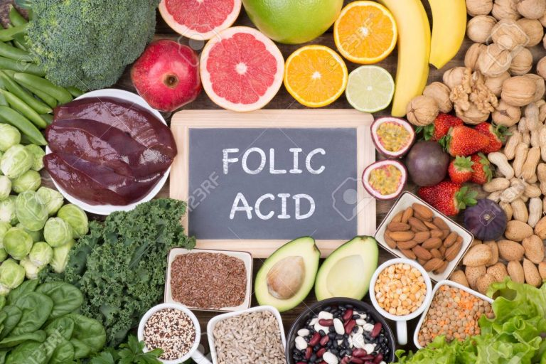 ویتامین B9 یا اسید فولیک یا فولات ( Folic Acid )