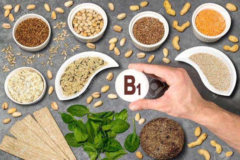 ویتامین B1 یا تیامین ( Thiamine )