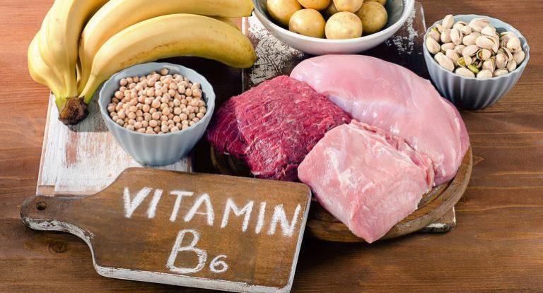 ویتامین B6 یا پیریدوکسین ( Pyridoxine )