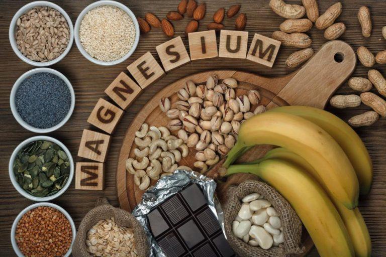 منیزیم - معرفی کامل انواع ویتامین ها و مواد معدنی
