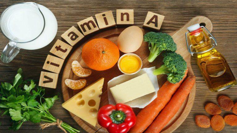 ویتامین A یا رتینول ( Retinol ) معرفی کامل انواع ویتامین ها