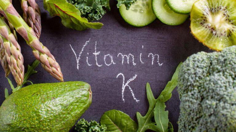 ویتامین K - معرفی کامل انواع ویتامین ها