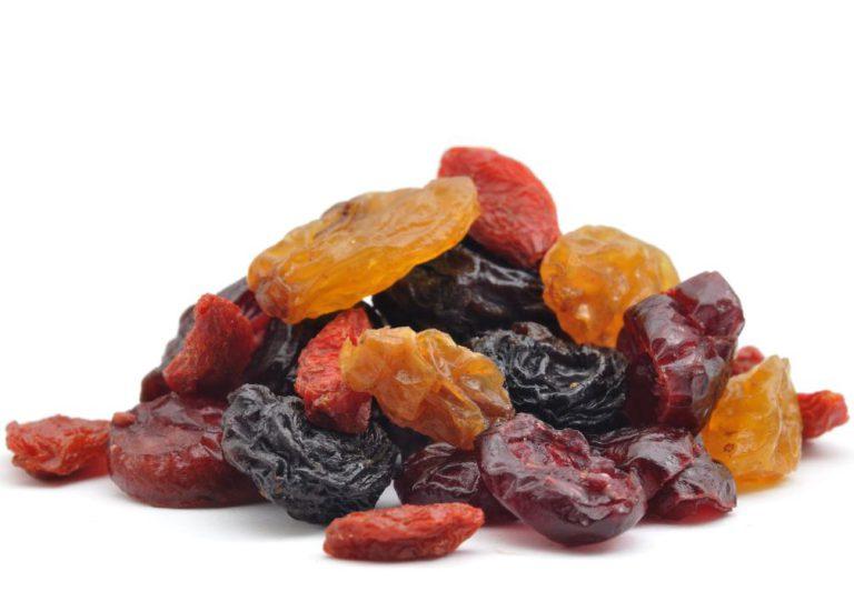 انواع کشمش و دیابت
