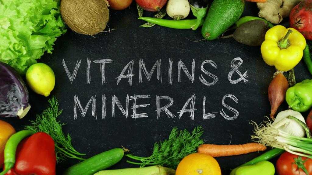 معرفی کامل انواع ویتامین ها : خواص،منابع،علائم کمبود ( قسمت اول ) | مشاور  تغذیه سارا چیذری