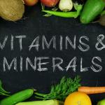 معرفی کامل انواع ویتامین ها و مواد معدنی : خواص،منابع،علائم کمبود
