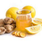 نوشیدنی زنجبیل ، سیر و عسل