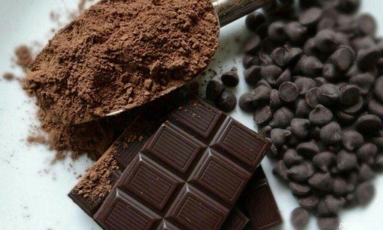 شکلات سیاه ( شکلات تلخ )