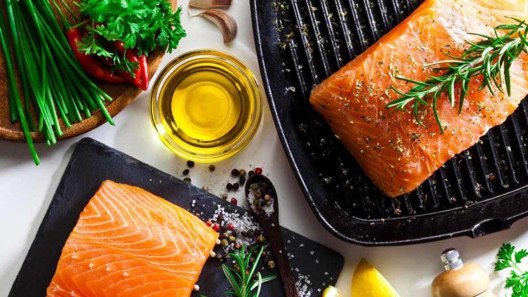 تاثیر مصرف ماهی چرب بر افزایش گردش خون