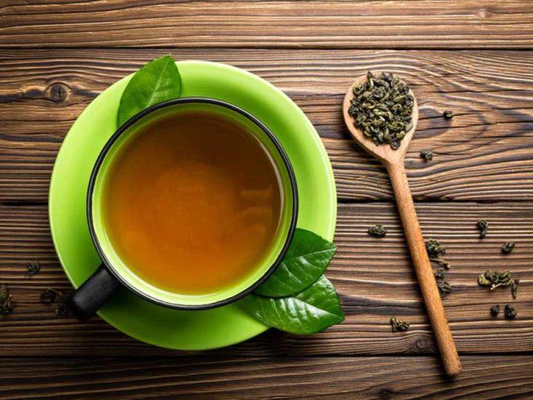 داروی کاهش اشتهای گیاهی - عصاره چای سبز