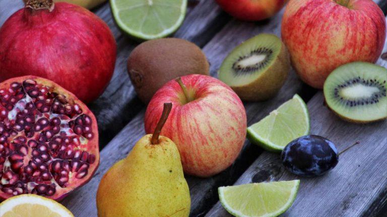 سالمترین پوست میوه ها