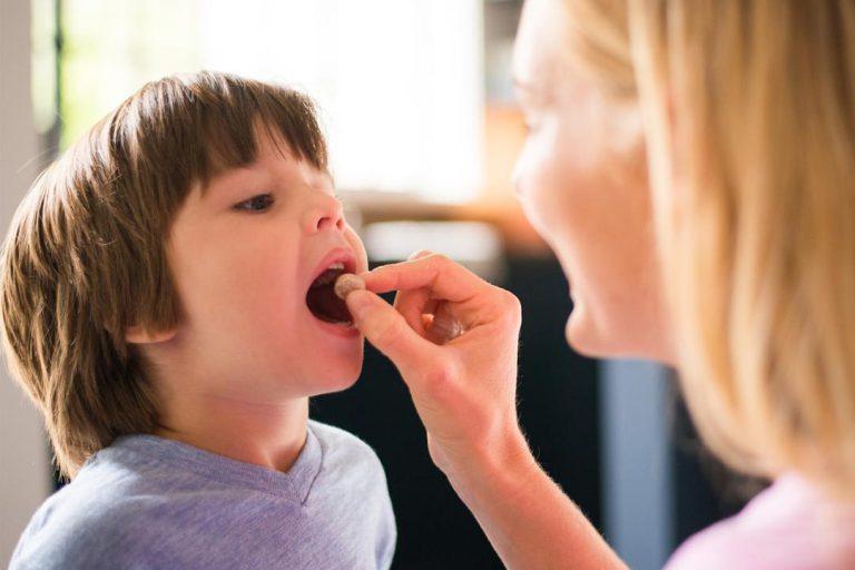 ضرورت مصرف مولتی ویتامین برای کودکان