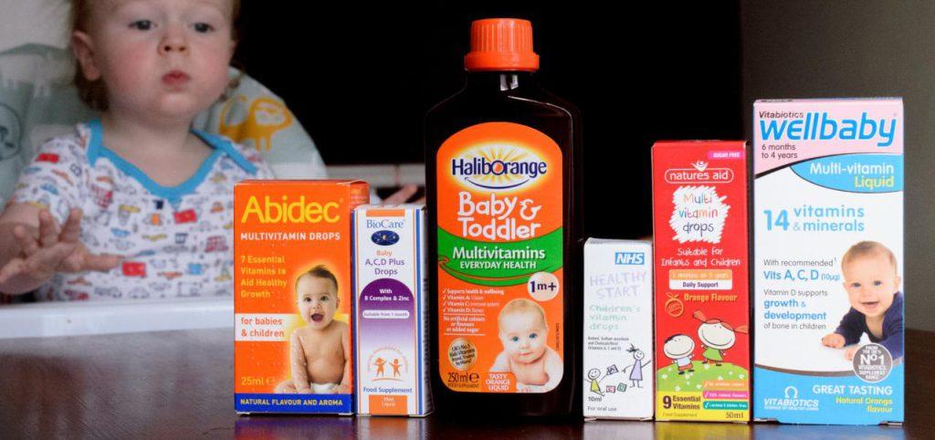 عوارض و علائم مصرف بیش از حد ویتامین در کودکان