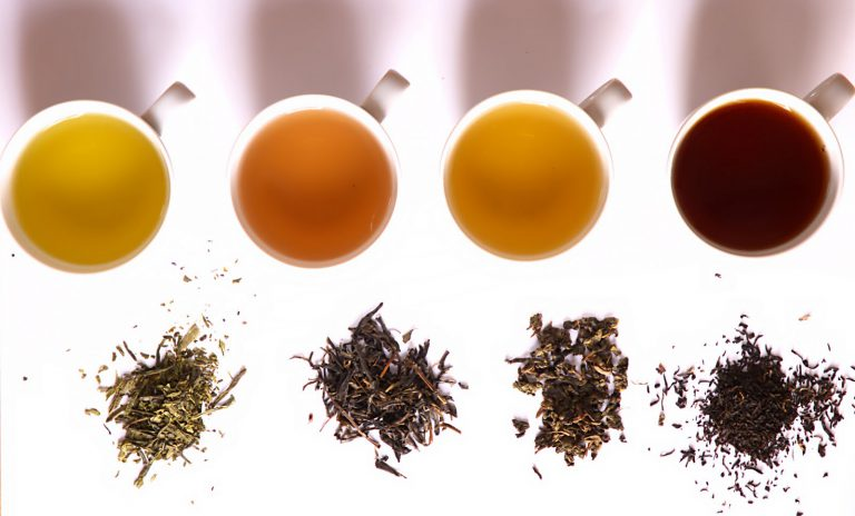 انواع چای و آنتی اکسیدان ها مفید برای درمان جوش صورت