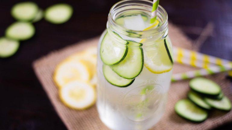 آب خیار و کاهش ادم ( دیورتیک )
